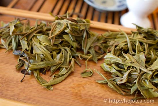 プーアル散茶03