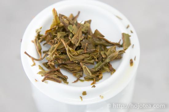 シンブリの茶葉