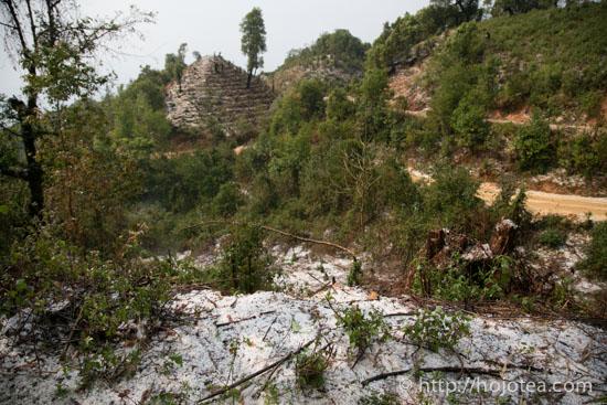 hailstones in yunnan