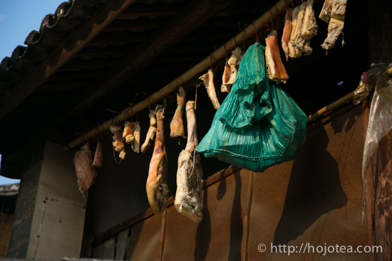 hand-made ham