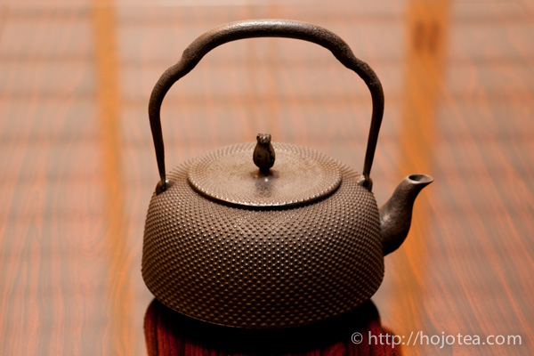 Nanbu Cast Iron Kettle