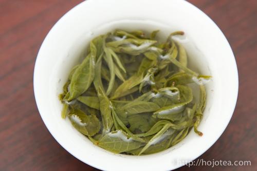 green tea in taiwan