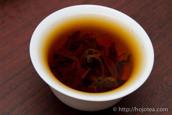 紅茶のゴールデンリング