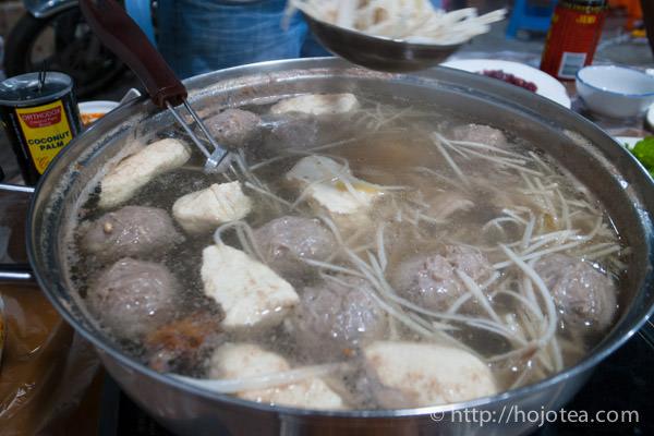 beef ball soup