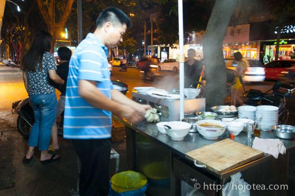chazhou street food