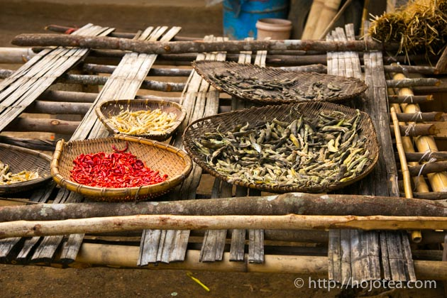 无量山 Wu Liang Shan Raw Pu-erh Tea