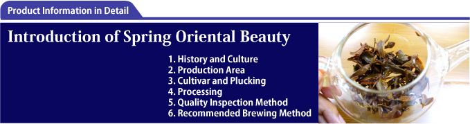 Introduction of Spring Oriental Beauty
