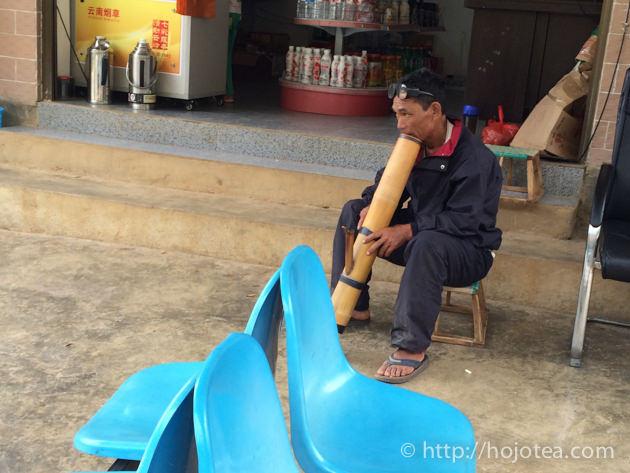 雲南プーアル茶の仕入