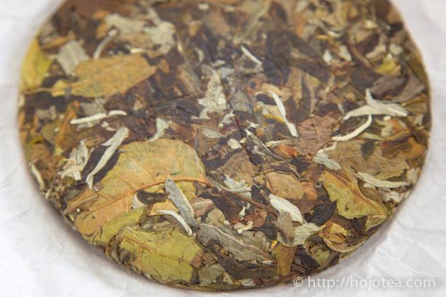 岩鳴山古樹白茶