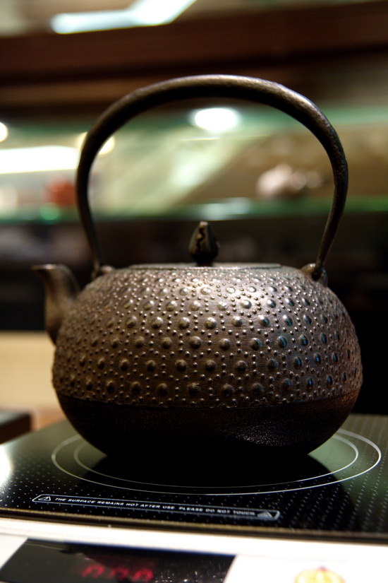 南部鉄器はどの程度お茶をまろやかにする? 南部鉄器はどの程度お茶をまろやかにする? 最近、店に南