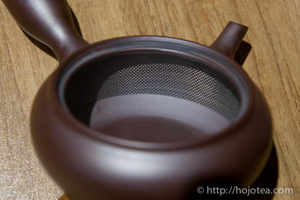 ステンレス茶漉し