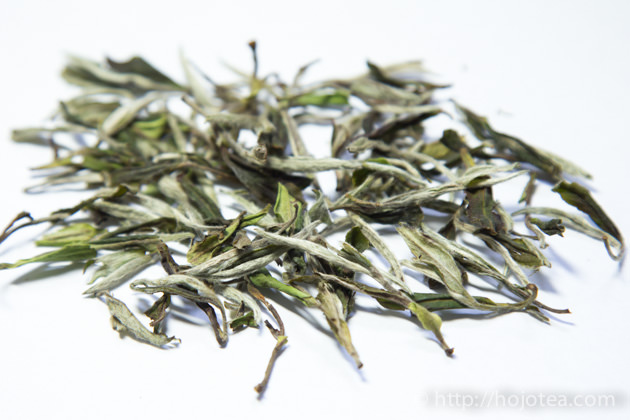 白茶、白牡丹