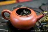 台湾烏龍茶の熟成