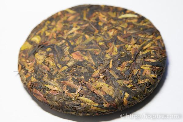 野生プーアル茶