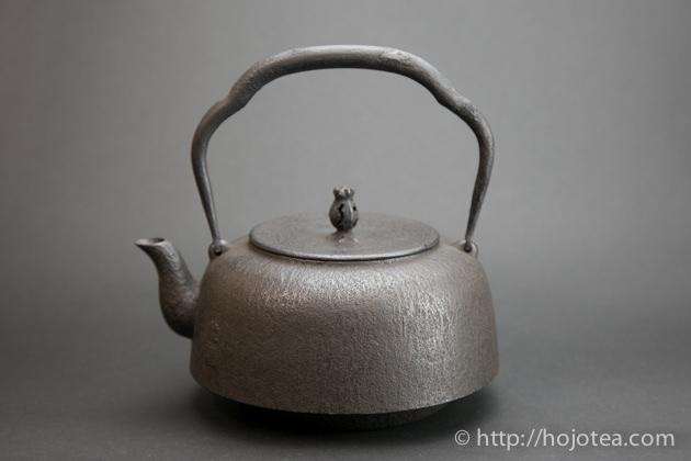 鉄瓶の味の関係