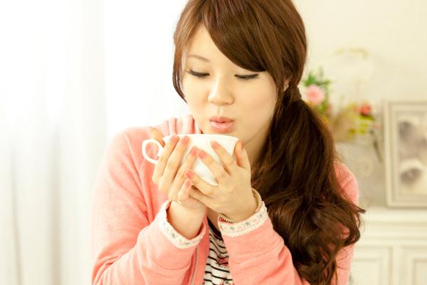 職場でお茶を美味しく飲む方法