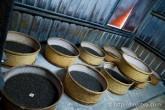 台湾烏龍茶の炭焙風景