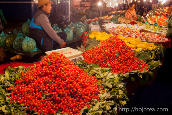 雲南省の食材