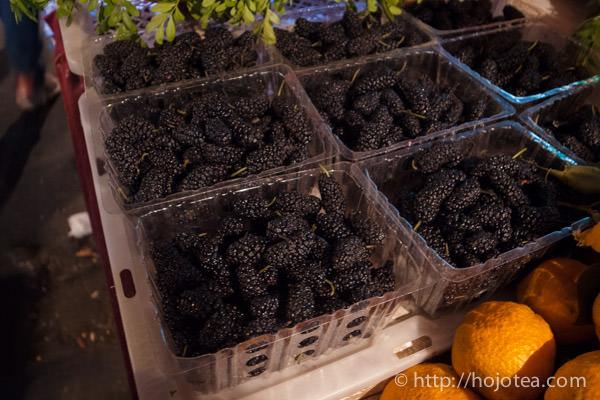 雲南省の果物