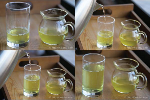職場で手軽に美味しお茶を飲む方法