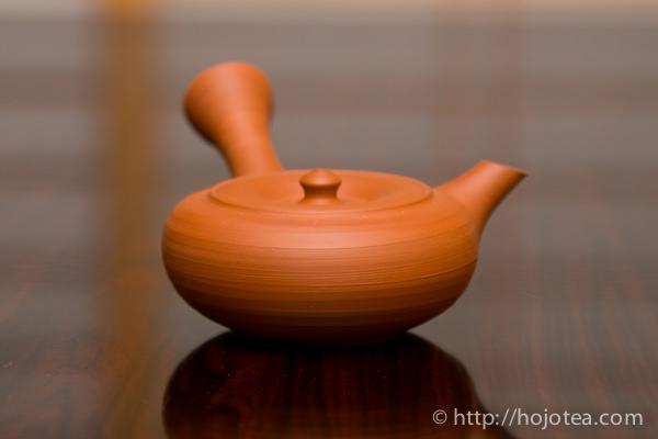 Mumoyi Yaki teapot