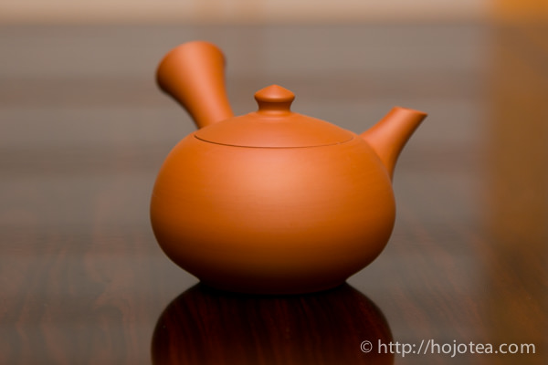 Nosaka Clay Teapot